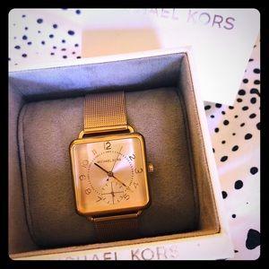 Michael Kors Women's Watch,Rose Gold (ModelMK3664)
